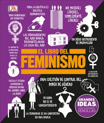 El libro del feminismo (Big Ideas) Cover Image