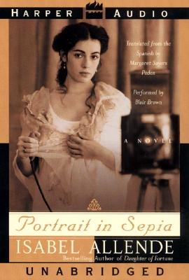 Portrait in Sepia: Portrait in Sepia Cover Image