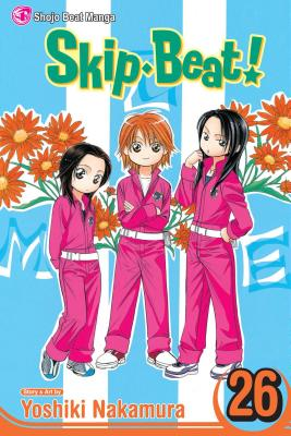 Skip Beat!, Volume 26 Cover