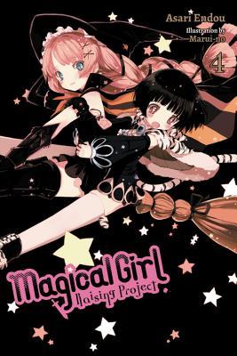 Magical Girl Raising Project, Vol. 4 (light novel): Episodes (Magical Girl Raising Project (light novel) #4) Cover Image