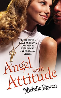 Cover for Angel with Attitude
