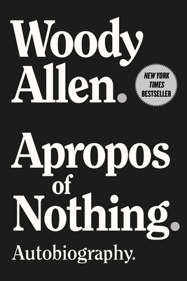Cover for Apropos of Nothing