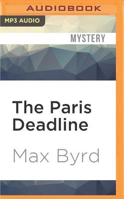 Cover for The Paris Deadline