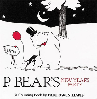 P. Bear's New Year's Party: A Counting Book Cover Image