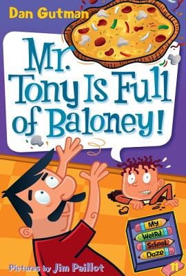 Mr. Tony Is Full of Baloney! Cover