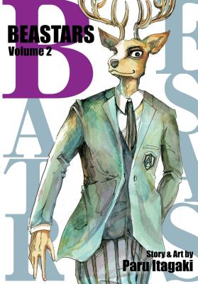BEASTARS, Vol. 2 Cover Image