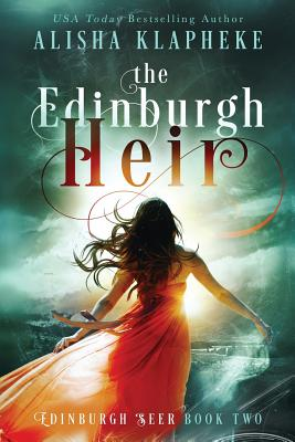 The Edinburgh Heir: Edinburgh Seer Book Two Cover Image