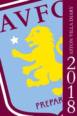 Aston Villa Diary 2018 Cover Image