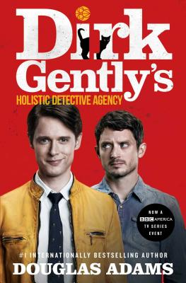 Dirk Gently's Holistic Detective Agency Cover Image