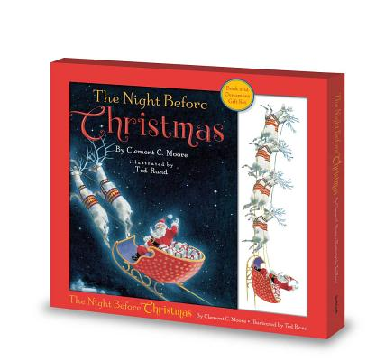 The Night Before Christmas Book and Ornament [With Ornament] Cover Image