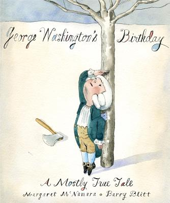 George Washington's Birthday Cover