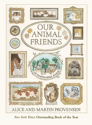 Our Animal Friends at Maple Hill Farm Cover Image
