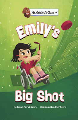 Cover for Emily's Big Shot