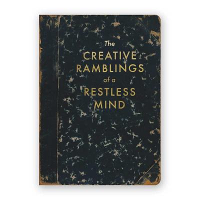 Creative Ramblings of a Restless Mind Journal Cover Image