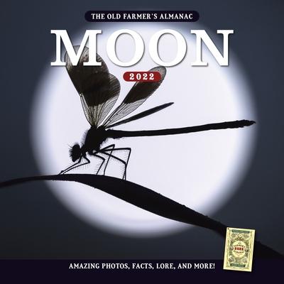 Cover for The 2022 Old Farmer's Almanac Moon Calendar