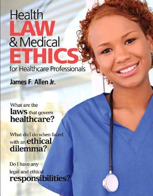 Health Law and Medical Ethics Cover Image