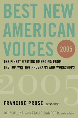 Best New American Voices Cover