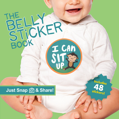 The Belly Sticker Book Cover Image