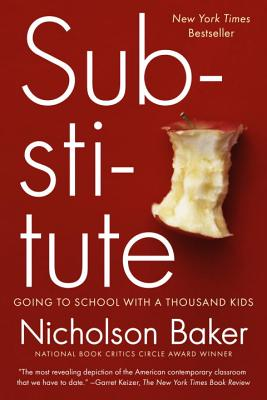 Substitute: Going to School with a Thousand Kids Cover Image