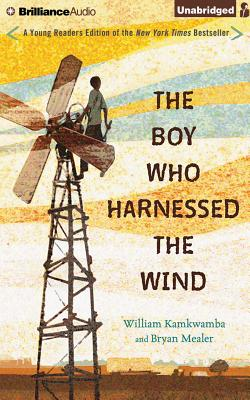 Cover for The Boy Who Harnessed the Wind