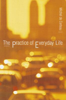 The Practice of Everyday Life Cover