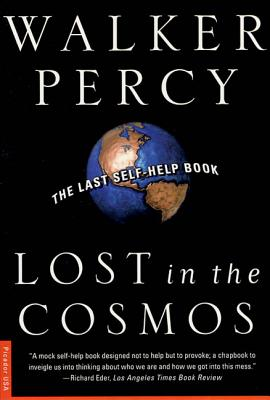 Lost in the Cosmos Cover