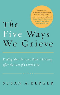 The Five Ways We Grieve Cover