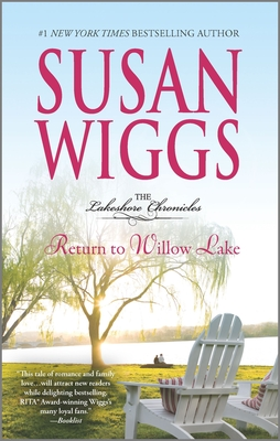 Return to Willow Lake (Lakeshore Chronicles #9) Cover Image