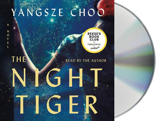 The Night Tiger: A Novel Cover Image