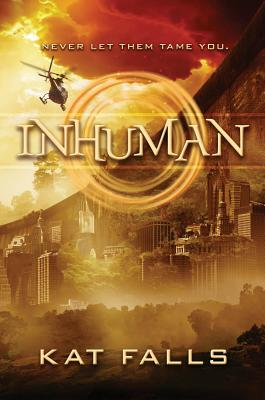 Inhuman Cover Image