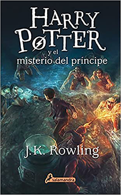 Harry Potter Y El Misterio del Príncipe / Harry Potter and the Half-Blood Prince Cover Image