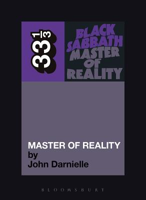 Master of Reality (33 1/3 #56) Cover Image