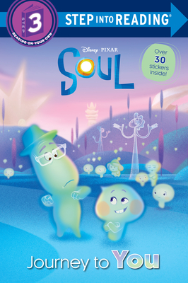 Soul Step into Reading (Disney/Pixar Soul) Cover Image