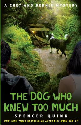 The Dog Who Knew Too Much Cover Image