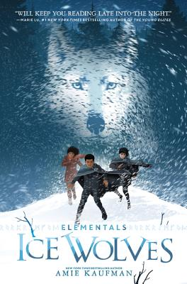 Elementals: Ice Wolves Cover Image