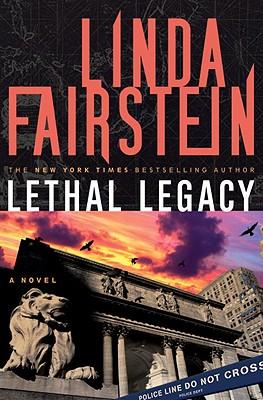 Lethal Legacy (Alexandra Cooper Novel) Cover