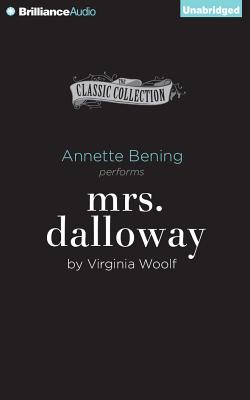 Mrs. Dalloway (Classic Collection (Brilliance Audio)) Cover Image