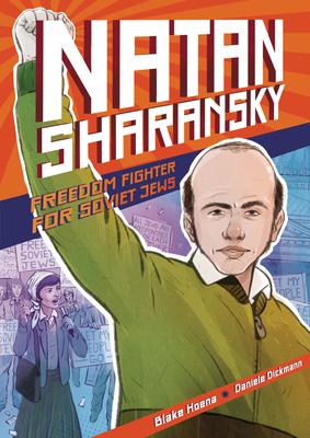 Natan Sharansky: Freedom Fighter for Soviet Jews Cover Image
