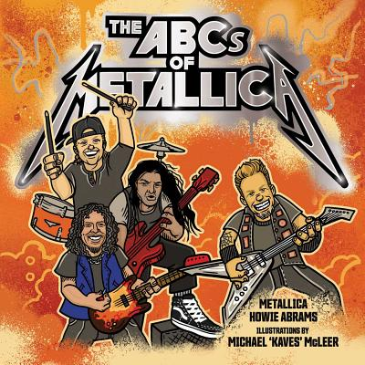 The ABCs of Metallica Cover Image