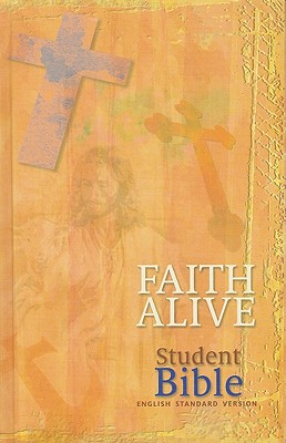 Faith Alive Student Bible-ESV Cover Image