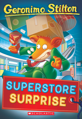 Superstore Surprise (Geronimo Stilton #76) Cover Image