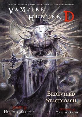 Vampire Hunter D Volume 26 Cover Image