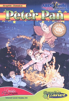Peter Pan (Graphic History (Graphic Planet)) Cover Image