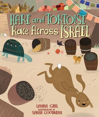 Hare and Tortoise Race Across Israel Cover Image