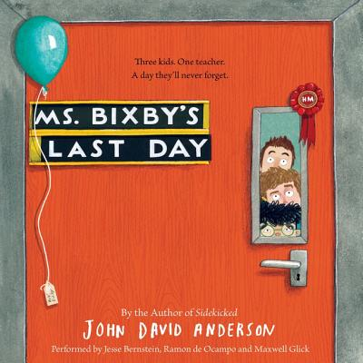 Ms. Bixby's Last Day Cover