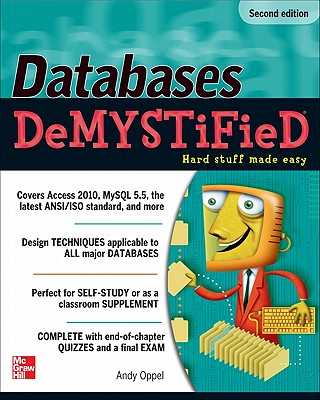 Databases Demystified, 2nd Edition Cover Image