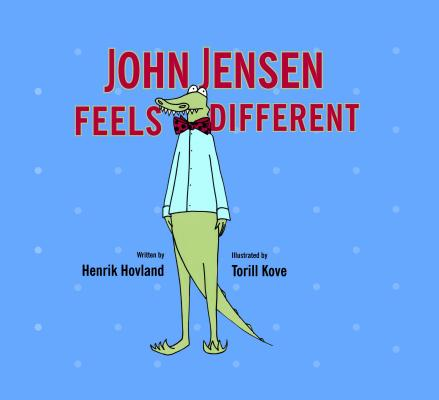 John Jensen Feels Different Cover