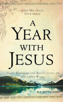 A Year with Jesus Cover