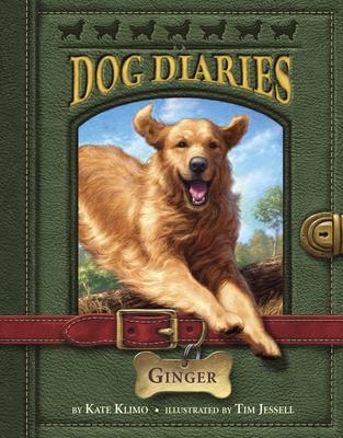 Ginger Cover