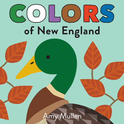 Cover for Colors of New England (Naturally Local)